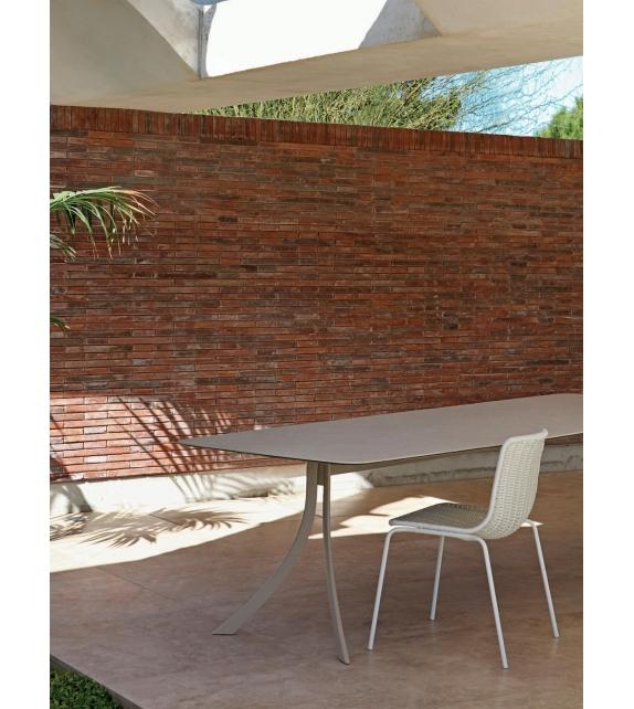 Rectangular Table Falcata Outdoor Expormim
