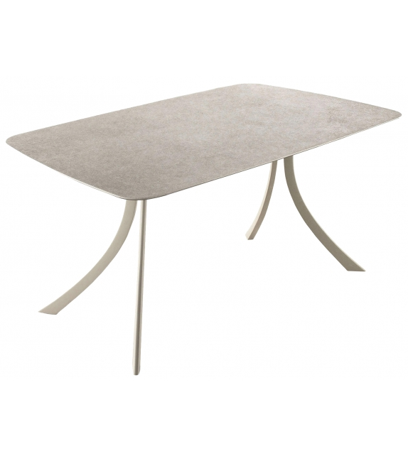 Falcata Outdoor Expormim Rectangular Table