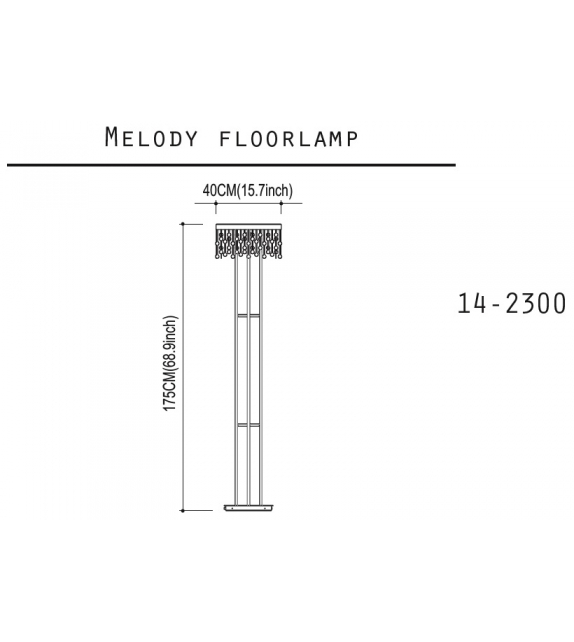 Melody Quasar Suspension