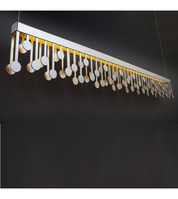 Melody Quasar Wall Lamp