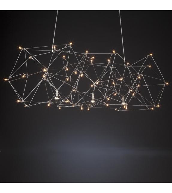 Universe Quasar Suspension Lamp