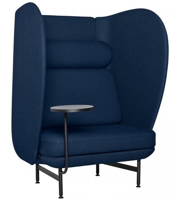 Plenum fritz hansen butaca milia shop - Butaca chaise longue ...