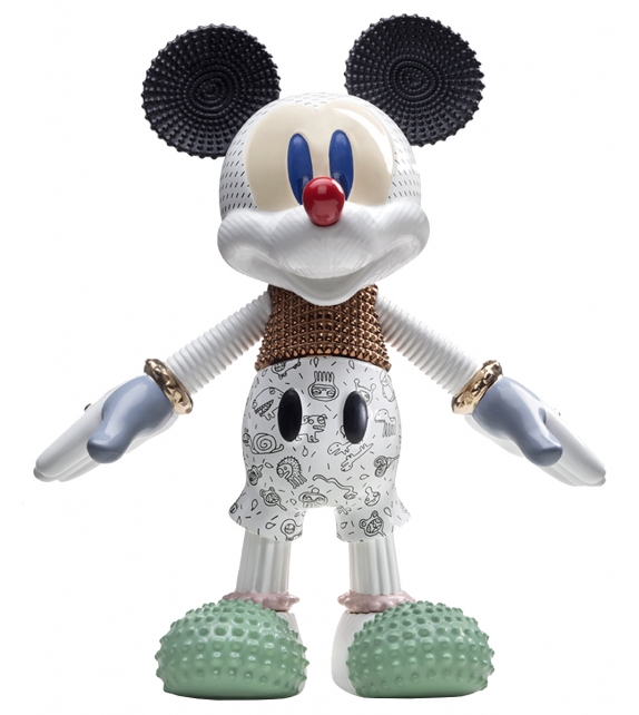 Mickey Forever Young Bosa Escultura