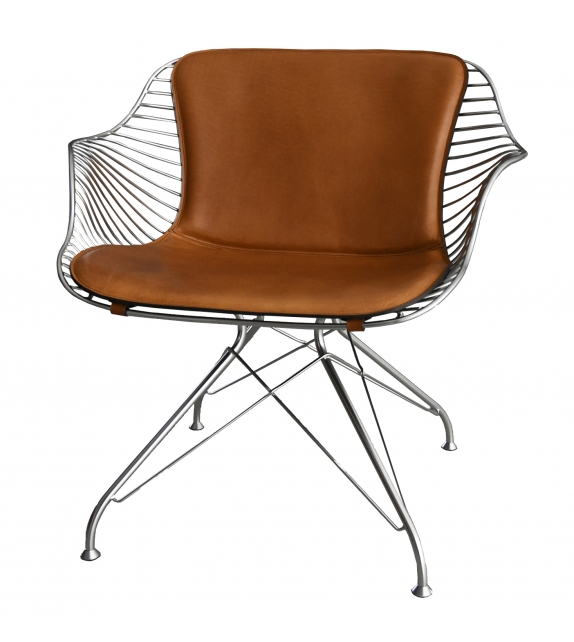 Wire O&D Lounge Chair
