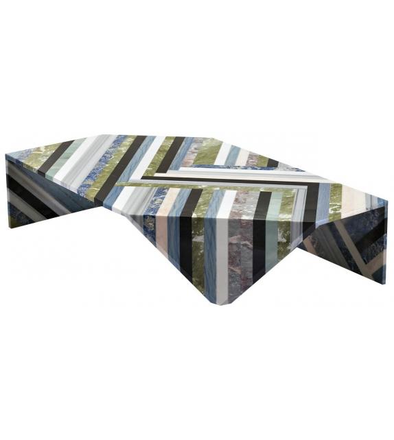 Origami Stripes Budri Coffee Table