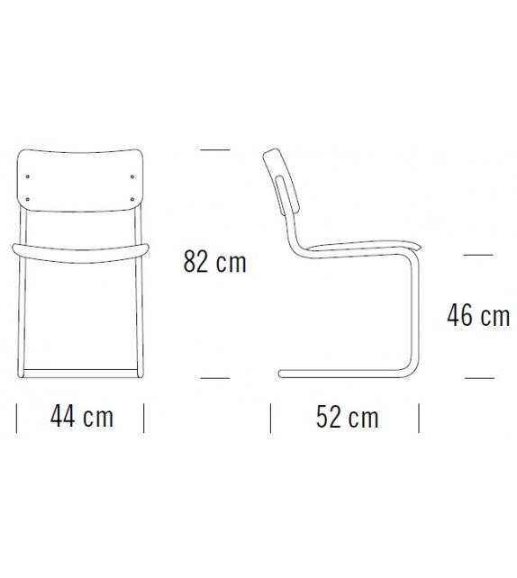 S 43 Thonet Chair