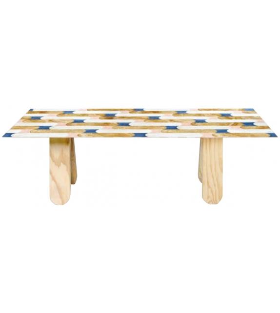 Papiro Biscuit Budri Table