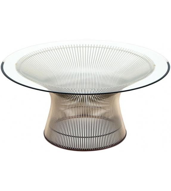 Platner Large Coffee Table Knoll
