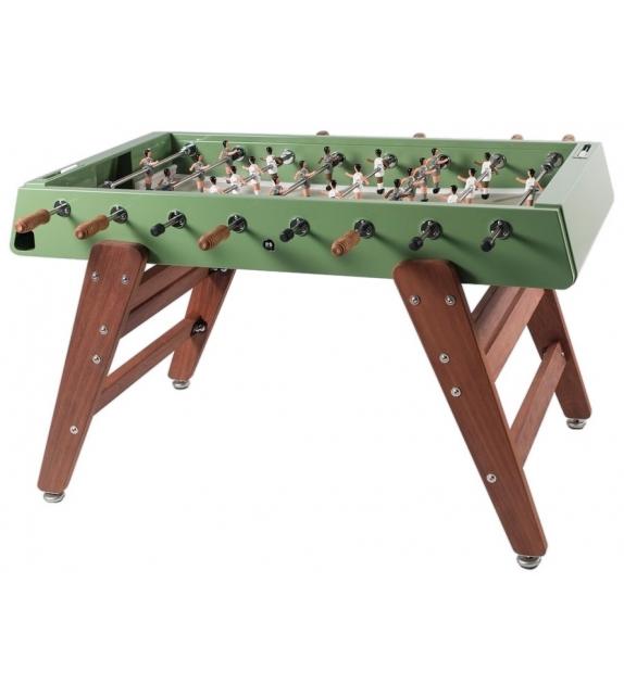 RS Barcelona RS-3 Wood Football Table