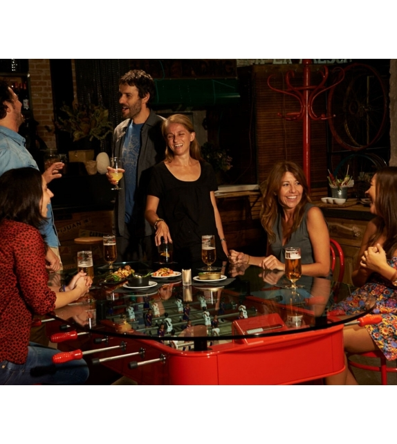 RS-Dining Table Oval RS Barcelona Mesa