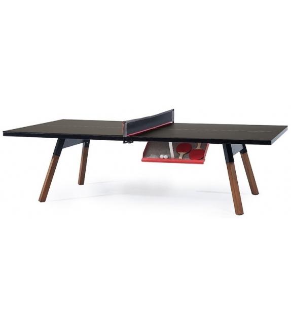 You and Me RS Barcelona Mesa de Ping Pong