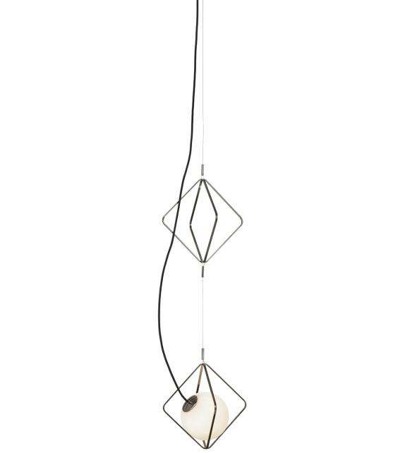 Jack O'Lantern Small Brokis Lámpara de Suspensión Doble