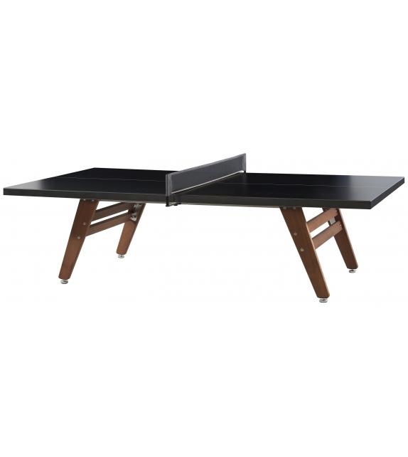 RS Barcelona RS-Ping Pong Stationary Ping Pong Table