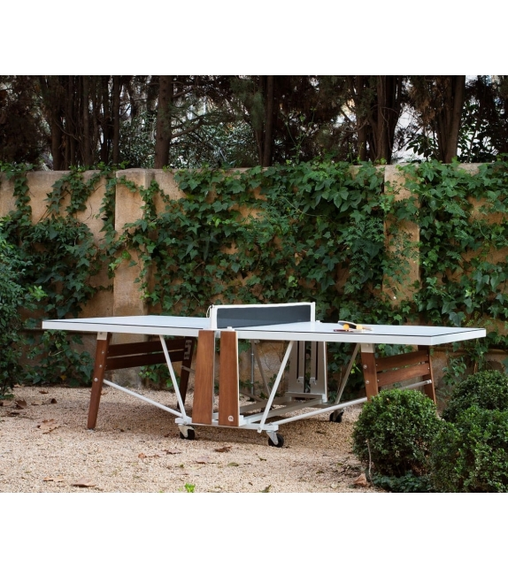 RS Barcelona RS-Ping Pong Folding Ping Pong Table