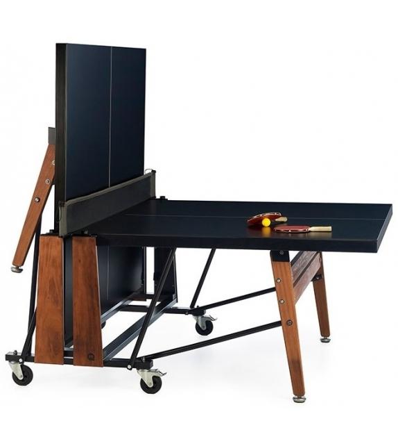 RS-Ping Pong Folding RS Barcelona Table de Ping Pong