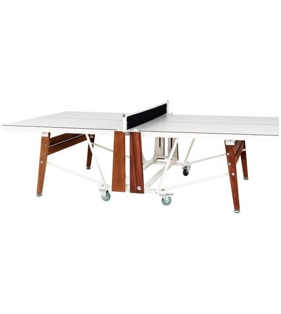 RS-Ping Pong Folding RS Barcelona Ping Pong Table