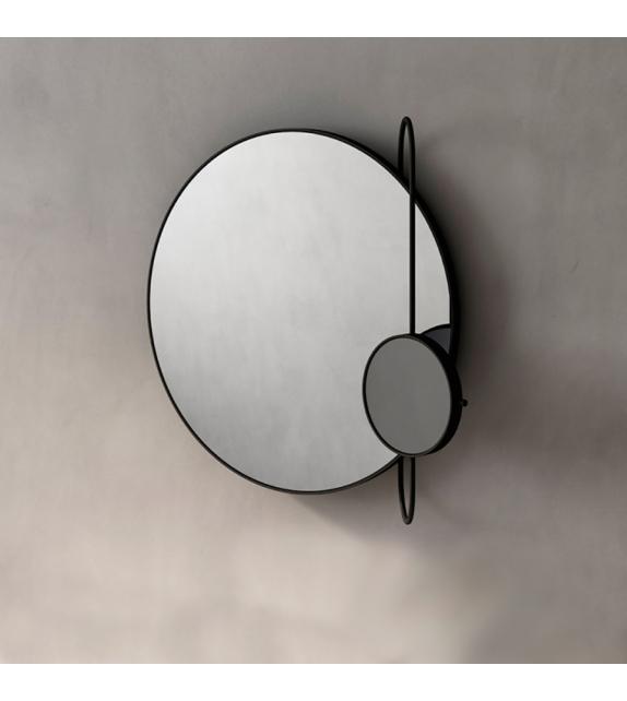 Revolving Moon Agape Mirror