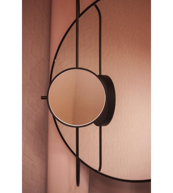 Revolving Moon Agape Mirror Milia Shop