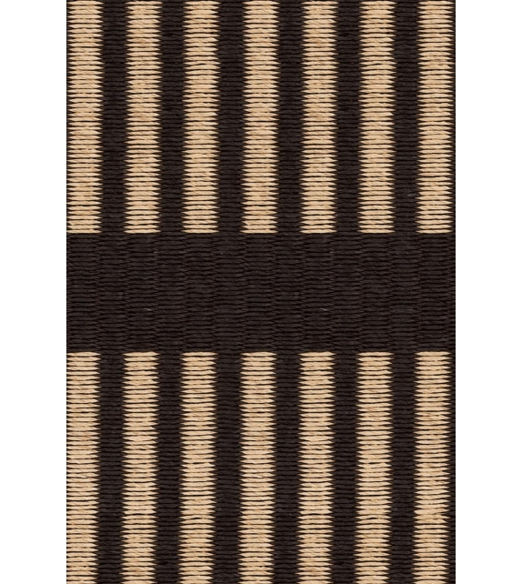 Cut Stripe Woodnotes Tappeto