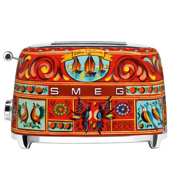 Sicily is my Love Smeg Toaster
