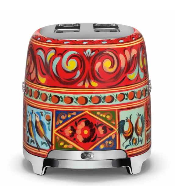 Sicily is my Love Smeg Grille-pain