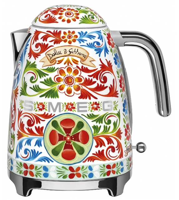 Sicily is my Love Smeg Bouilloire