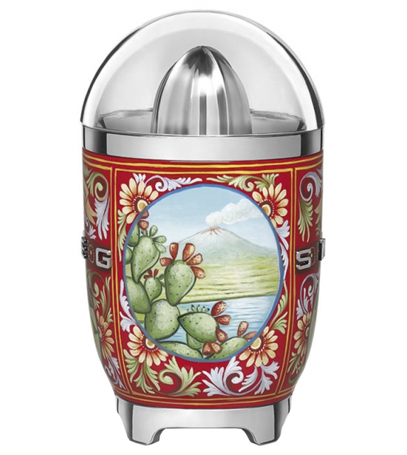 Sicily is my Love Smeg Juicer