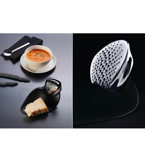 Forma Alessi Râpe à Fromage