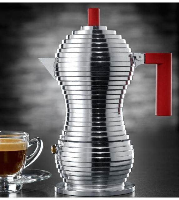 Pulcina Alessi Cafetera para Café Exprés