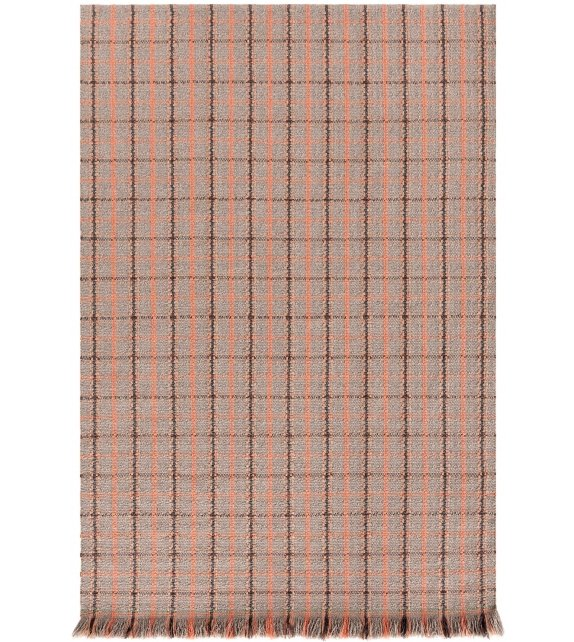Garden Layers Tartan Rectangular Rug Gan