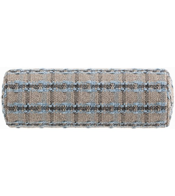 Garden Layers Gan Cylindrical Cushion
