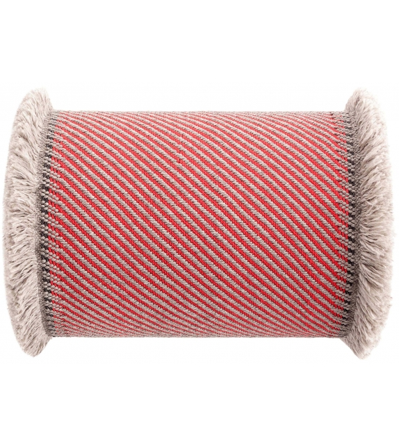 Garden Layers Gan Grand Coussin Cylindrique