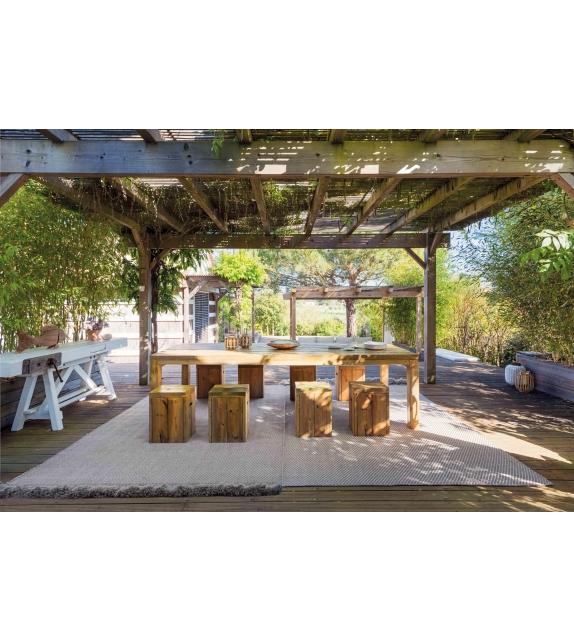 Garden Layers Gan Cojín Rectangular
