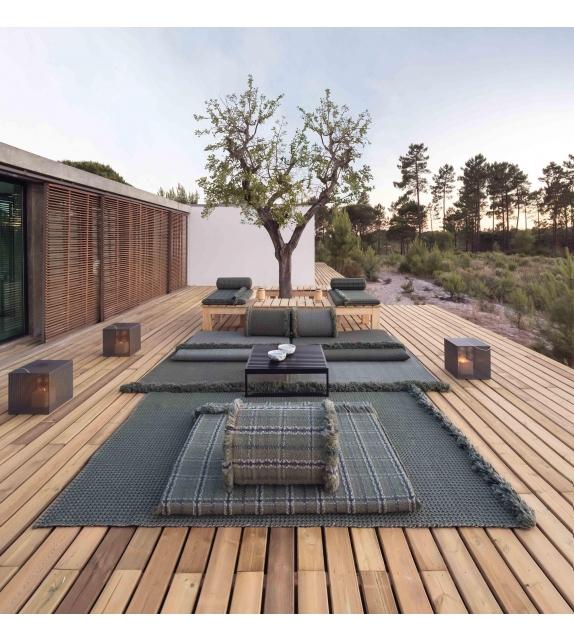 Garden Layers Gan Cojín