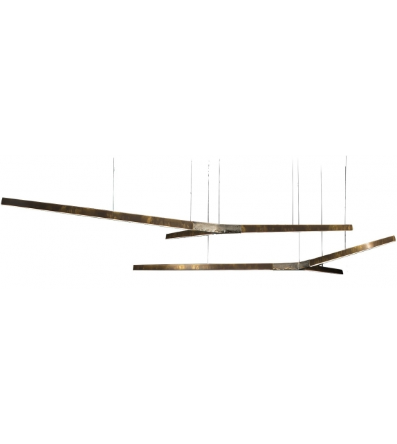 Starlight Horizontal Henge Suspension Lamp