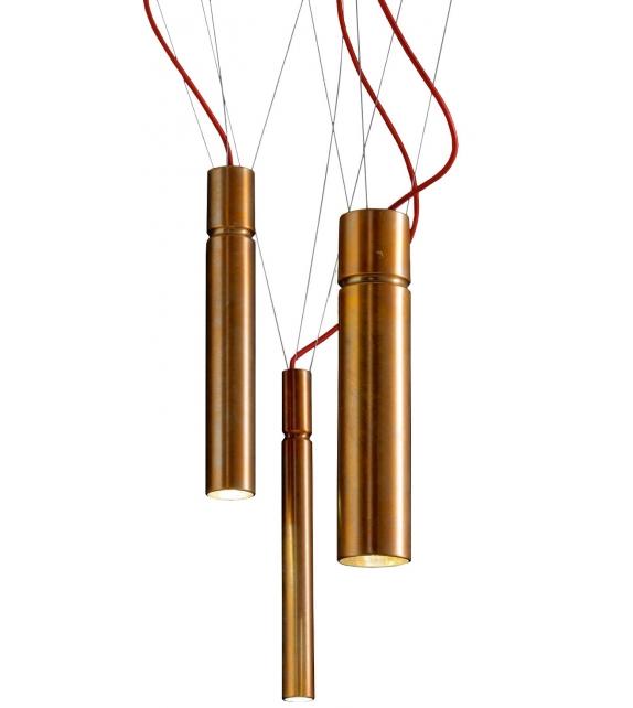Henge Tubular Light Suspension Unique