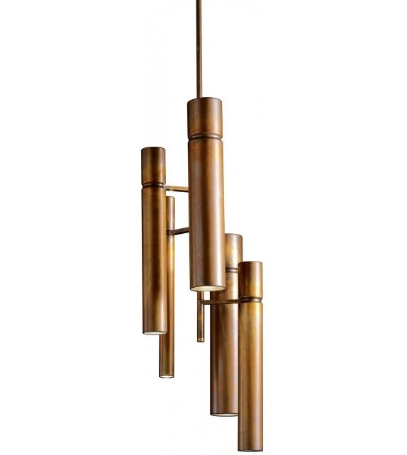 Tubular Light Henge Ceiling Lamp