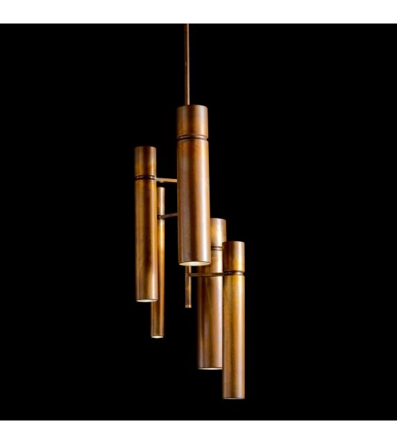 Tubular Light Henge Lampada da Soffitto