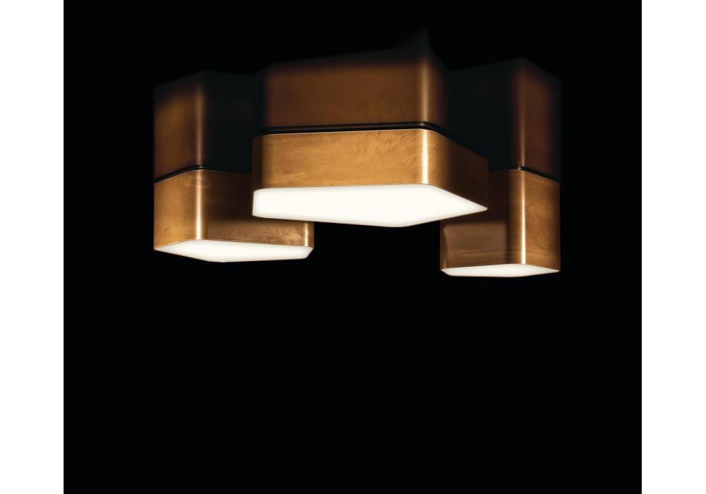 Bat Light Henge Ceiling Lamp Milia
