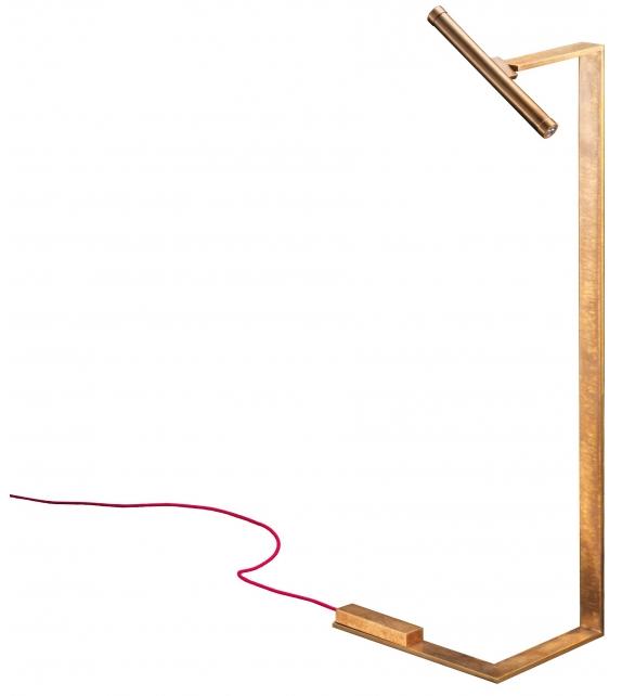 Henge Flat Floor Lamp