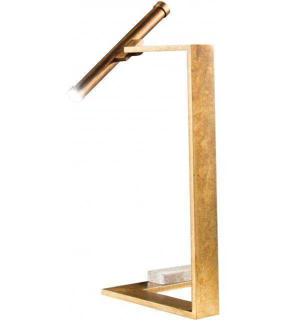 Flat Henge Table Lamp