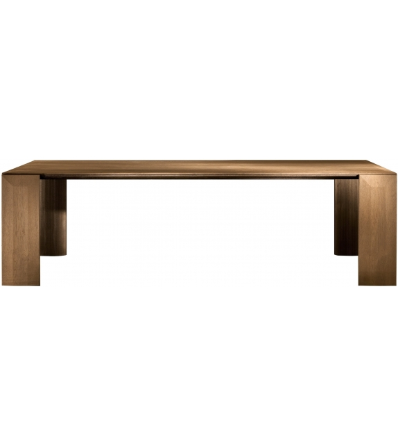 LY-Table Wood Henge Tavolo