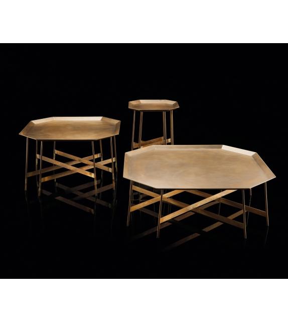 Octagon Henge Coffee Table