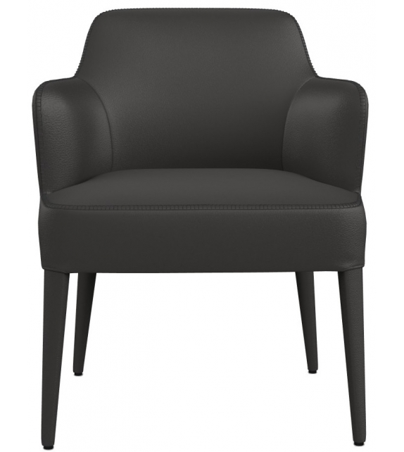 Maxalto Febo Chair with Armrests