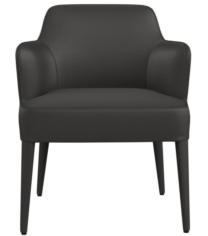 Febo Maxalto Chaise avec Accoudoirs