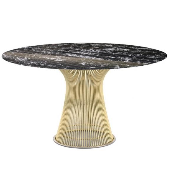 Platner Gold Knoll Tisch