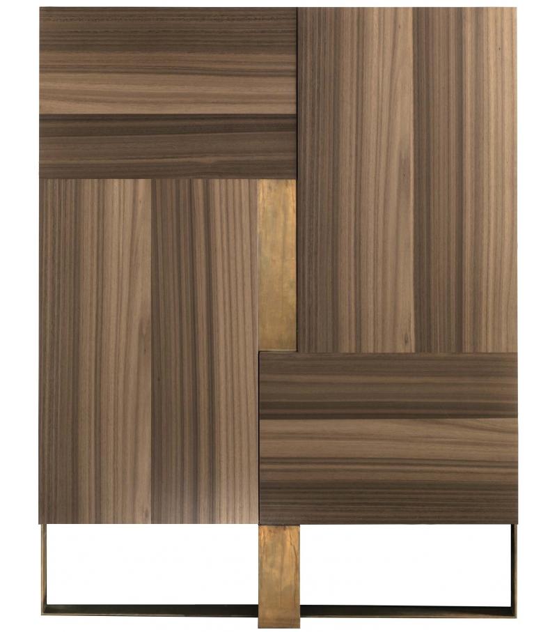 Side-L Cabinet Henge