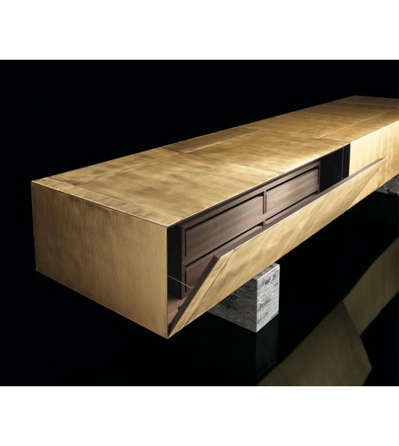 Slim Side Henge Sideboard