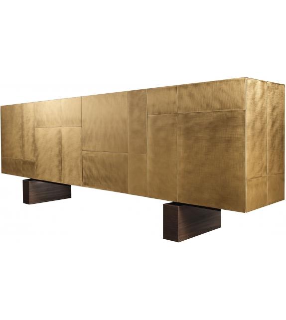 Slim Side High Henge Sideboard