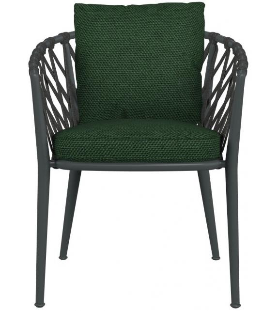 Erica B&B Italia Chair Outdoor